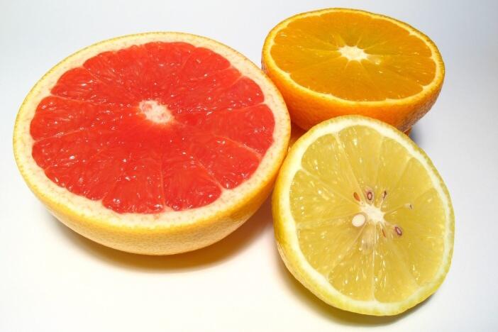 <span>Grepy napomáhají při spalování tuků. I další citrusy mají nesporný efekt na hubnutí.</span>