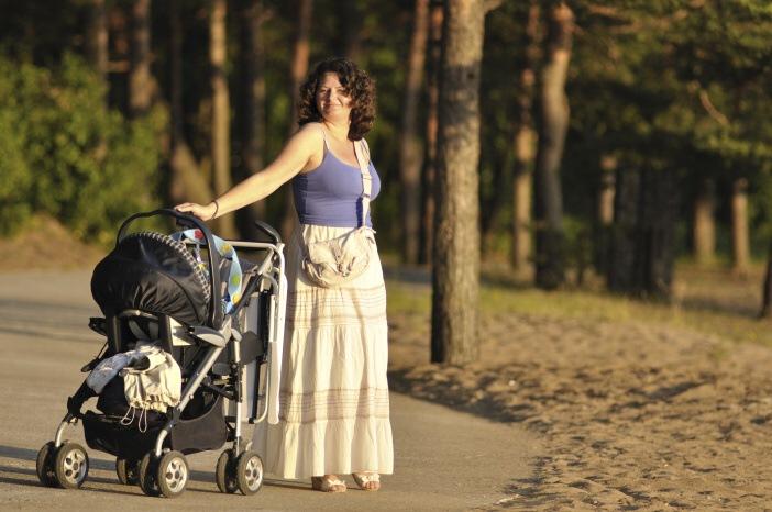 <span>Jak shodit kila po porodu? Nesnažte se to uspěchat. Berte to s nadhledem.</span>