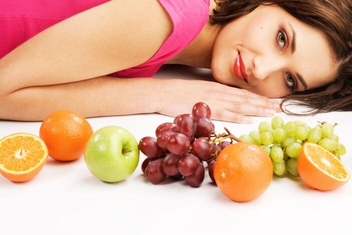 <span>Jak rychle zhubnout? Zkuste pár dní přejít na redukční dietu složenou jen z ovoce a zeleniny.</span>