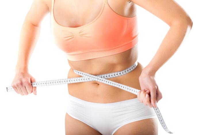 <span>Jak zhubnout v pase? Bez cvičení to nepůjde.</span>