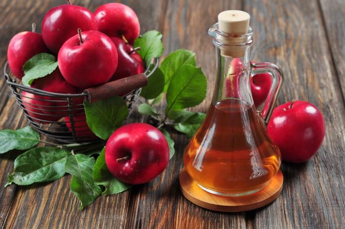<span>Jablečný ocet pomáhá hubnout. Vyzkoušejte to.</span>