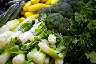 Bohatým zdrojem vlákniny je například brokolice, listová a kořenová zelenina, celozrnné pečivo aj. potraviny.
