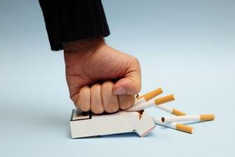 Chcete přestat kouřit? S trochou pevné vůle se vám to určitě podaří!