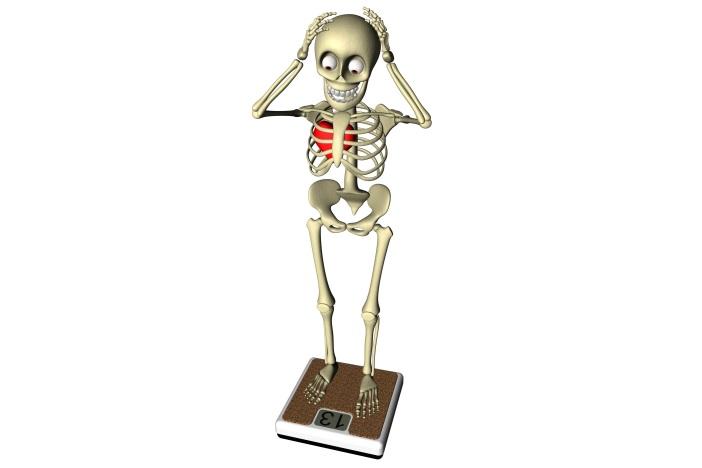 Snaha o příliš rychlé zhubnutí vede často jen ke zbytečnému pocitu frustrace. V extrémních případech pak hrozí i vážné zdravotní problémy.