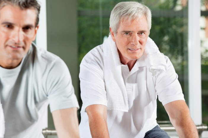 <span>Návod jak hubnout pro muže - hezké a pevné břicho a hrudník v každém věku. Pánové, nebojte se i vy začít hubnout.</span>