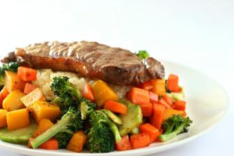 Dietní jídlo s nízkým obsahem tuků? Zelenina, luštěniny, nízkotučné mléčné výrobky, rybí a drůbeží maso ...