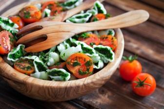 Když se podíváte na vegetariány, tak velká většina z nich je mnohem hubenější, než je běžný průměr v populaci.