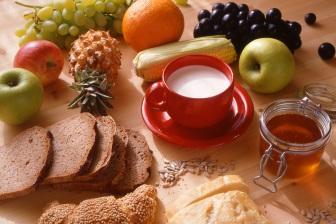 Rozložení jednotlivých jídel během dne by mělo respektovat to, jak jste v průběhu dne aktivní.