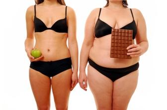 """Zhubnout rychle je možné pomocí některé """"drastické / hladové"""" redukční diety."""