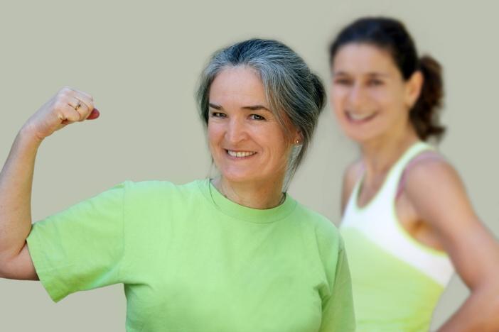 Paní Jarka nám napsala svůj příběh, jak se jí podařilo zhubnout o 10 kilo s pomocí její dcery. (ilustrační foto)