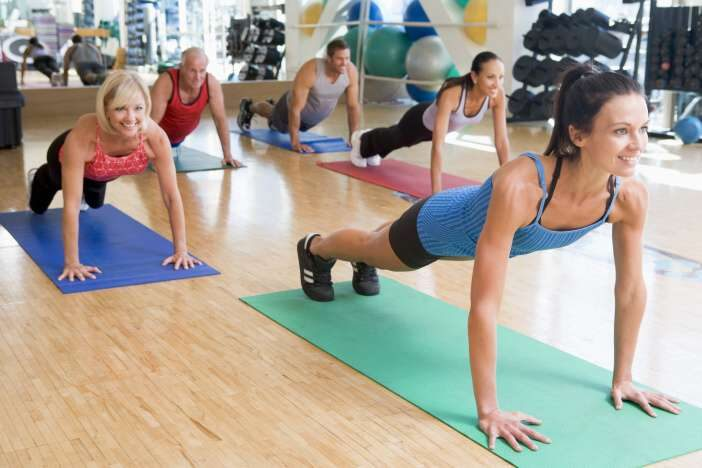 <span>Jedním z nejlepších cvičení pro ženy, u kterého je zaručeno zhubnutí, je cvičení Contours</span>