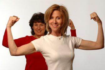 Pravidelné provozování nějakého cvičení, sportu či jiné srovnatelné aktivity, je pro ženy v menopauze velmi prospěšné.
