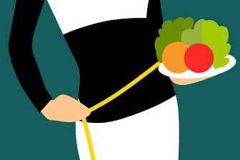 Ktomu, abyste zhubli břicho (a nejenom břicho), nepotřebujete žádnou speciální dietu nebo cvičení.